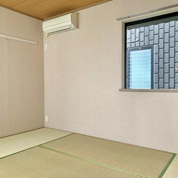 【工事前】寝室も2面採光なのがgood!