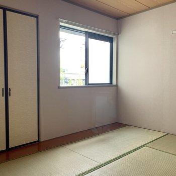 【工事前】寝室は洋室に大変身します!