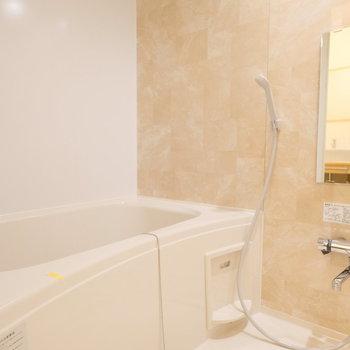 【イメージ】お風呂も新しく交換されますよ!