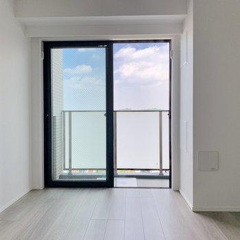 約6.2帖でミニマムな暮らしを※写真は7階の同間取り別部屋のものです