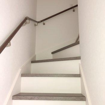 2階へいってみましょう