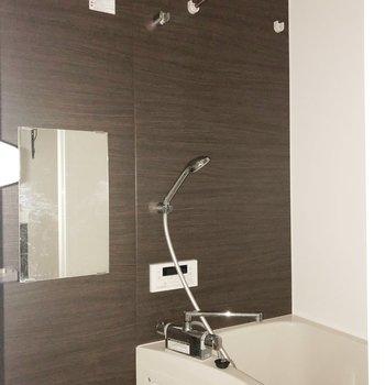【1階】浴室乾燥できるお風呂!
