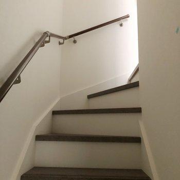 またまた階段を登ってロフトへ