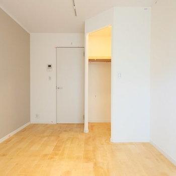 【完成イメージ】縦長のお部屋です。広々つかえる!
