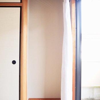 【和室】こちらに間接照明を置いて和モダン風にしてもいいですよね。※写真は前回募集時のものです