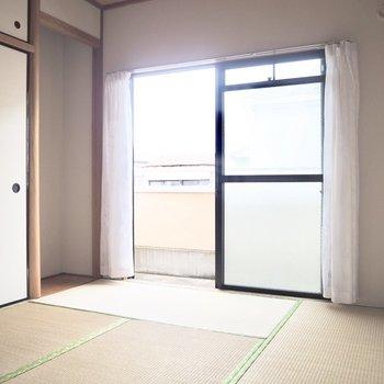 【和室】やっぱり、和室があると落ち着きますね。※写真は前回募集時のものです