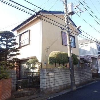 矢作町S貸家
