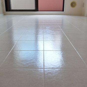 この床の感じもいいな。