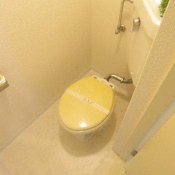 トイレとお風呂は別です