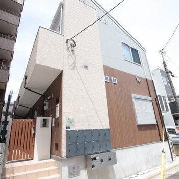 上板橋5分アパート