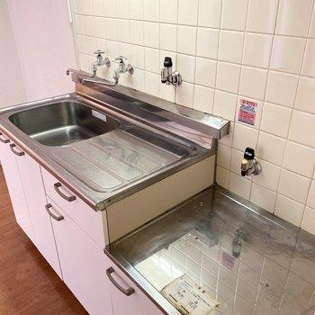 【DK】調理スペースもありますね