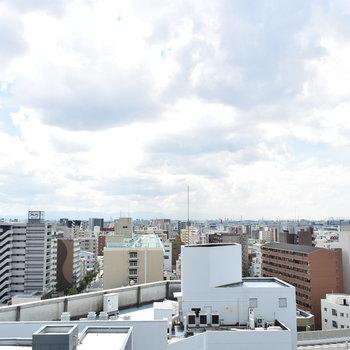 【上階】空が高い!