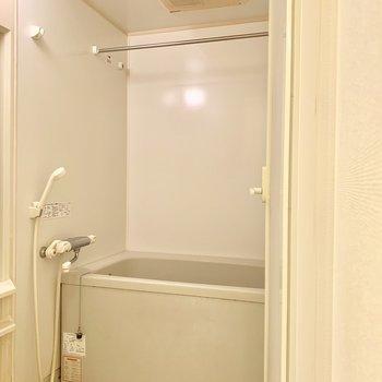 浴室乾燥機付きが嬉しい