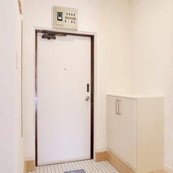 【イメージ】玄関にはシューズクローゼットも新設!