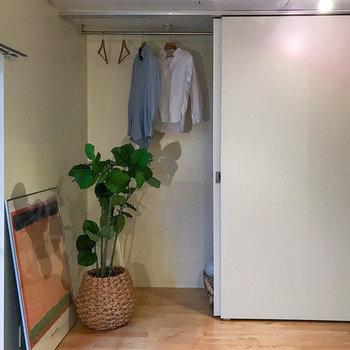 高さ伝わりましたでしょうか?収納ボックスも数個用意すると便利ですよ。※家具はサンプルです