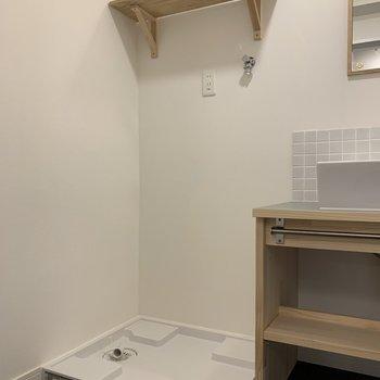 洗濯機パンはこちら!※写真は似た間取りの別部屋です