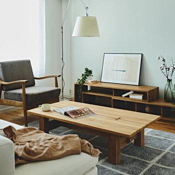 こんな風に、ソファやローテーブルを置いてもこんな風に、ソファやローテーブルを置いても、のんびりできる広さです。※家具はイメージです。