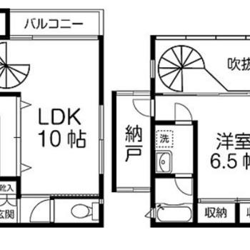 まずは1階のLDKから見ていきましょう