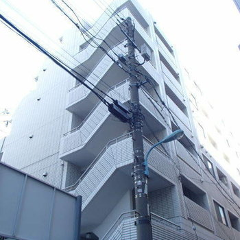 若松河田3分マンション