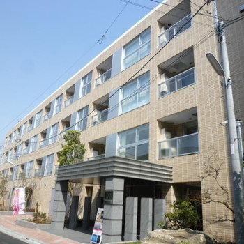 中野新橋7分マンション