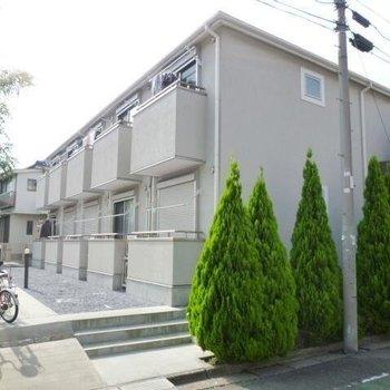 新江古田4分アパート