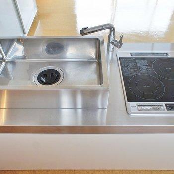 お洒落上級者キッチン※写真は同タイプの別室。