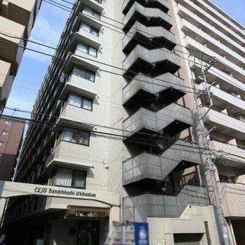 クリオ阪東橋壱番館