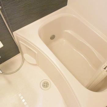 お風呂もきれいなので疲れをしっかり癒せます