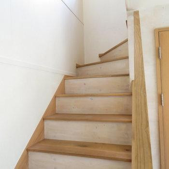 さて上の階に行きましょう