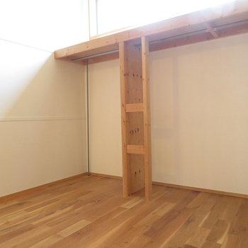 そしたらこの奥のお部屋が広くなる