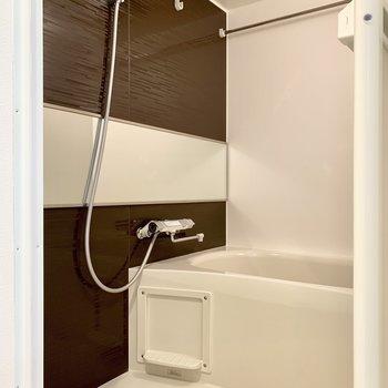 浴室乾燥機付きですよ〜