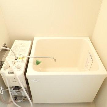 このスタイルのお風呂。経験済みですか?
