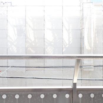 眺望は何がしかの建築物ですね。