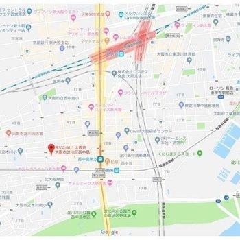 ルミエ新大阪