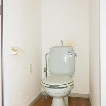 トイレ独立は嬉しい!