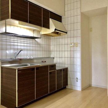 【DK】冷蔵庫を置くスペースも