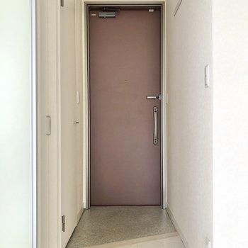 玄関にも住みやすさを感じる要素がたくさんありますよ