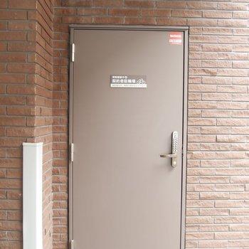 駐輪所もあります◎施錠もあるので盗難の心配もありません!