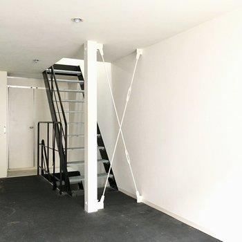 【1階】作業スペースに良さそうです。
