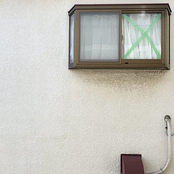 眺望はお隣さんです。