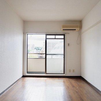 【工事前】柱もなく家具が置きやすそうです!