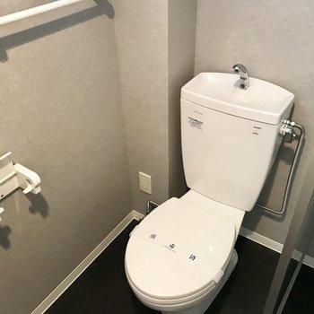 トイレ*写真は別部屋のものです