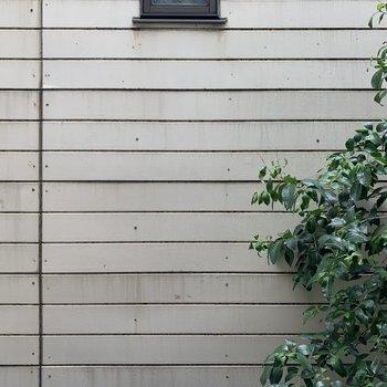眺望は壁なので、人目も気になりません。
