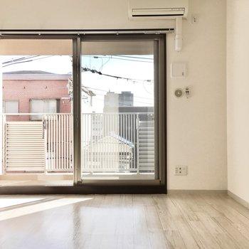 家具の配置がしやすそう。※写真は3階同間取り・別部屋のものです。