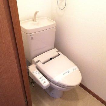 トイレは普通です!