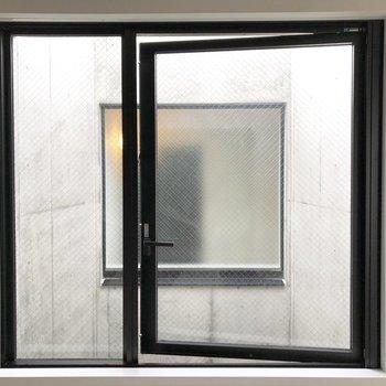 そしてもう一つの窓は......