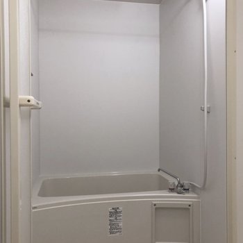 浴室乾燥機付きは嬉しい