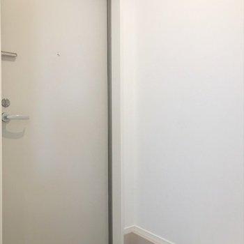 清潔感のある玄関♪