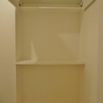 収納スペースもたっぷりあります ※写真は同間取り別部屋のものです。