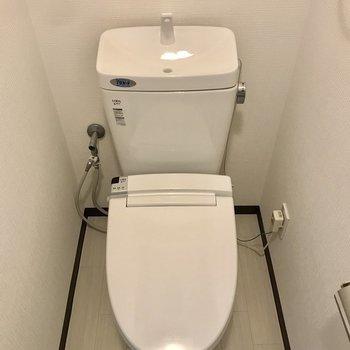 お手洗いはしっかり個室です◎ ※写真は同間取り別部屋のもの